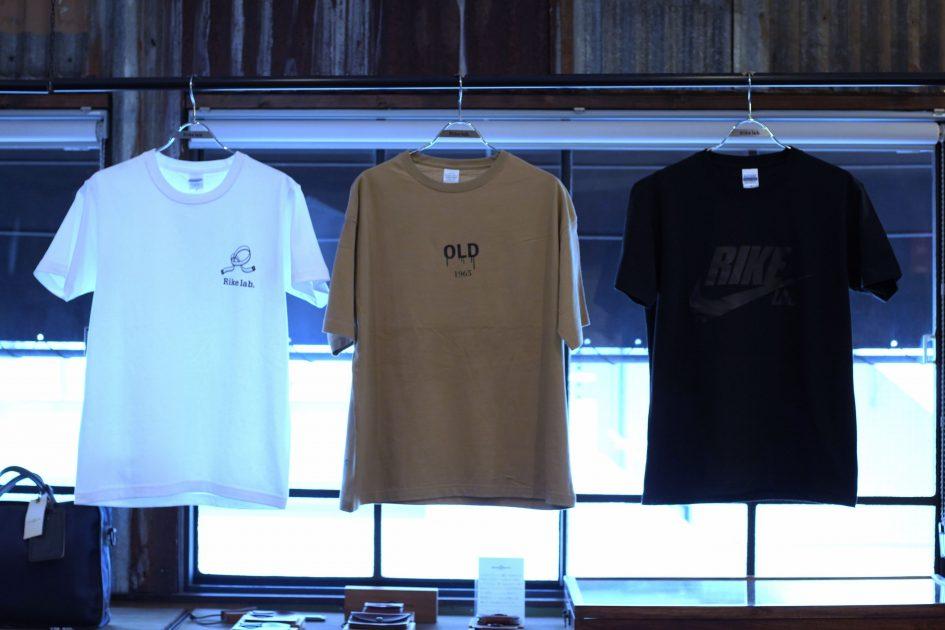 オリジナルTシャツ販売スタート